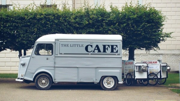 start a mobile coffee business