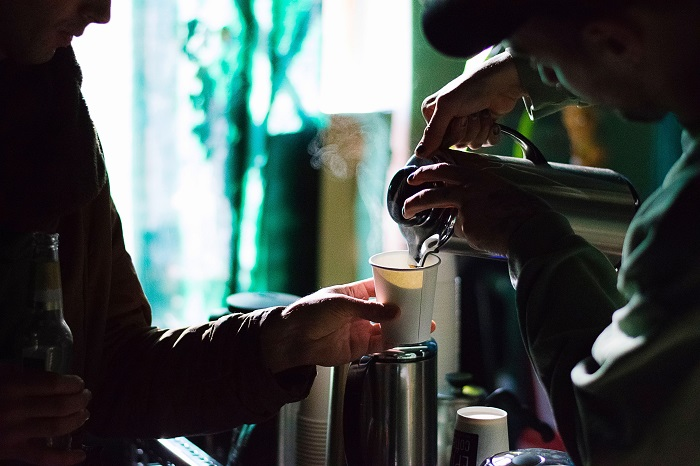 how to start a coffee stand, start a small coffee shop
