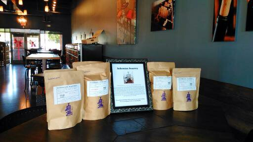 Bohemian Roastery Serves Up Wood-Fired Coffee On The Road