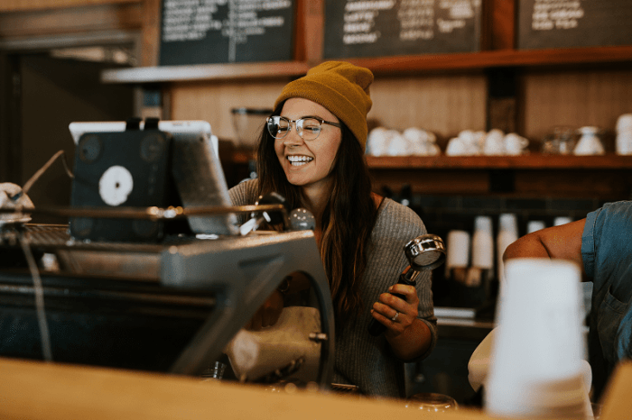 benefits of starting a coffee shop in 2018