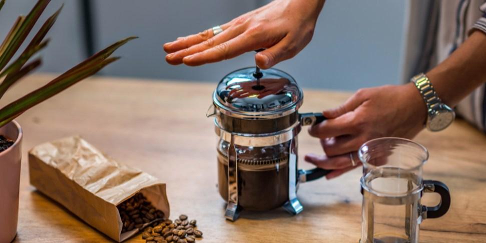 Brew Great French Press Coffee