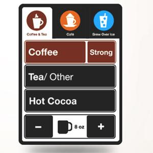 keurig-vue-touchscreen