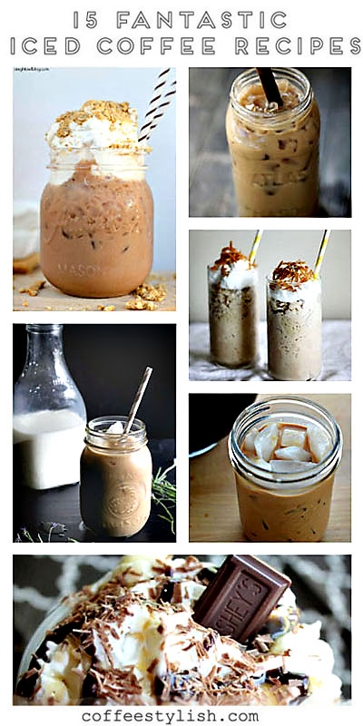 best iced coffee recipes