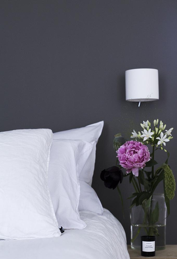Täydellinen tumma harmaa maalisävy, Pefect dark gray paint Farrow & Ball Mole's Breath