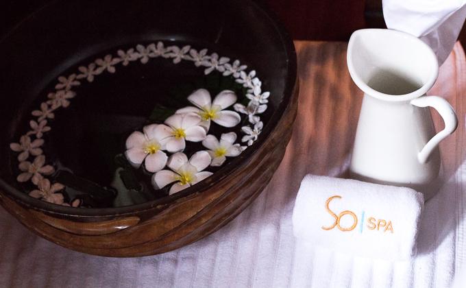 Sofitel Krabi Phokeethra Golf and Spa Resort hotelli thaimaa krabi So Spa