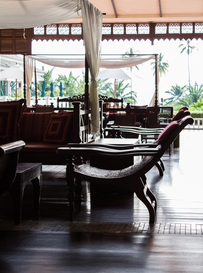 Sofitel Krabi Phokeethra Golf and Spa Resort lapsiystävällinen hotelli suositus thaimaa krabi