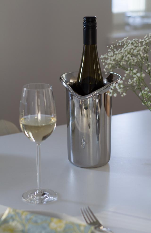 Coffee Table Diary kattaus Georg jensen Bar&Wine cooler