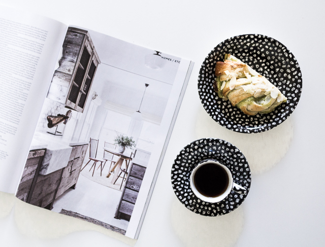 Coffee Table Diary kirppis Byredo Bibliotheque