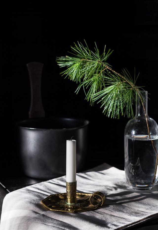 coffee table diary blogi joulu sauna