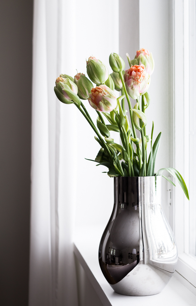 French tulips cafu georg jensen