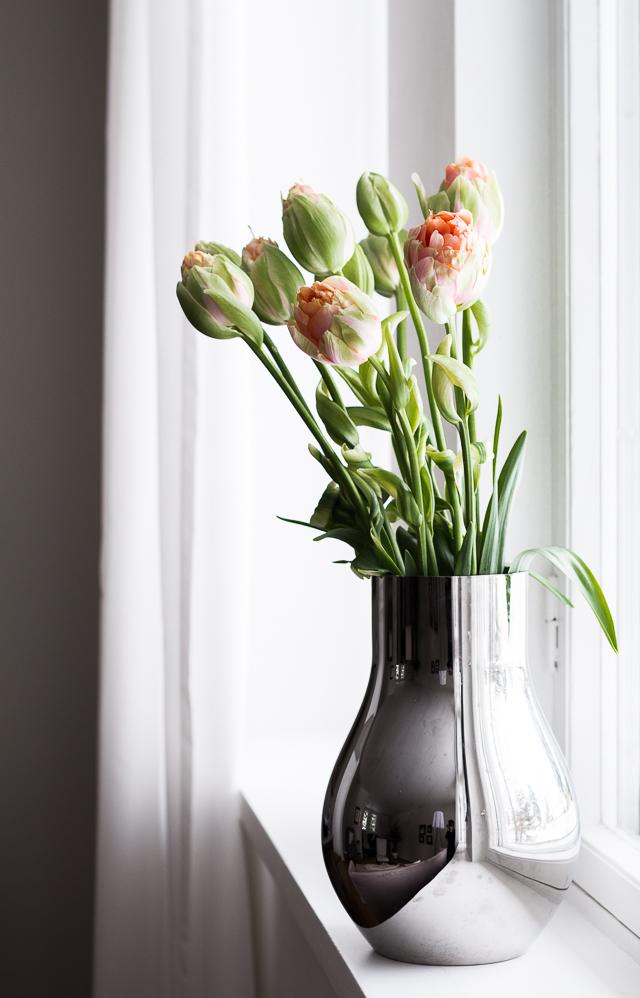 French tulips cafu georg jensen