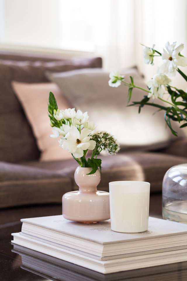 Marimekko Flower vase powder-2