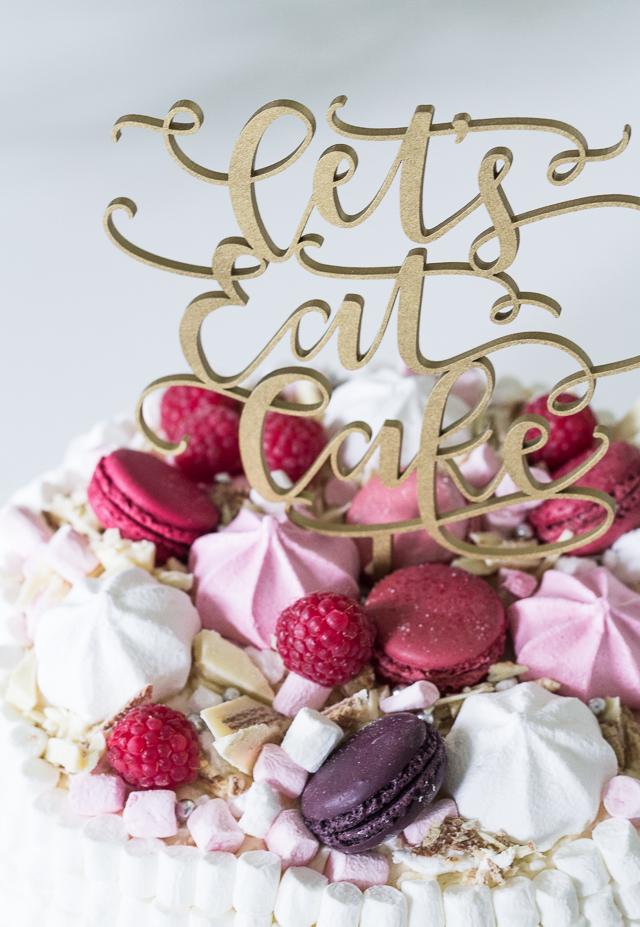Bday cake little girl-1