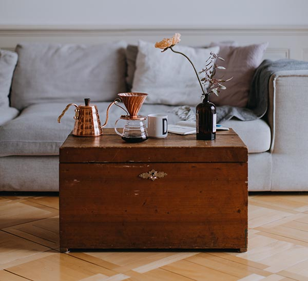 alternative coffee table