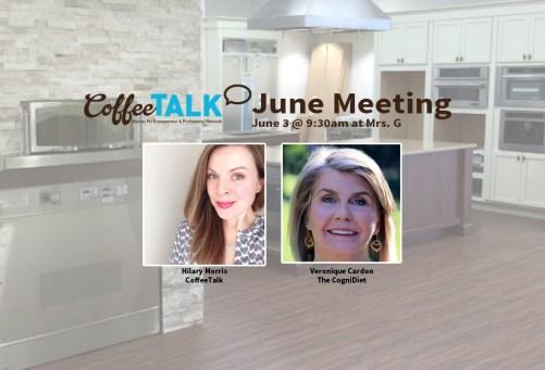 June Meeting: Snapchat & Strategic Planning