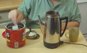 How to Make Coffee in a Percolator Electric Version?
