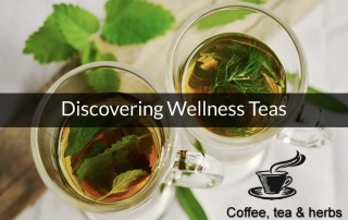 Discovering Wellness Teas