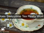 Does Sleepytime Tea Really Work
