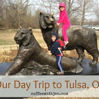 Hop, Skip, and a Jump to Tulsa