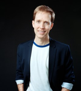 James Arnold Taylor Courtesy of Jonas Jungblut Photography