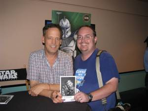 Dee Bradley Baker and I