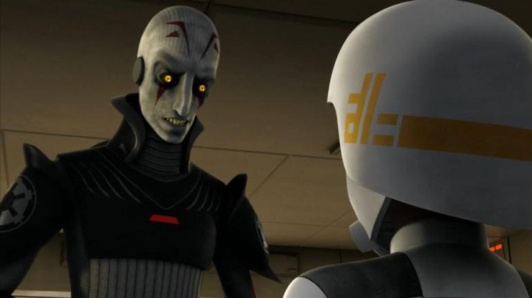 Inquistor and Zare