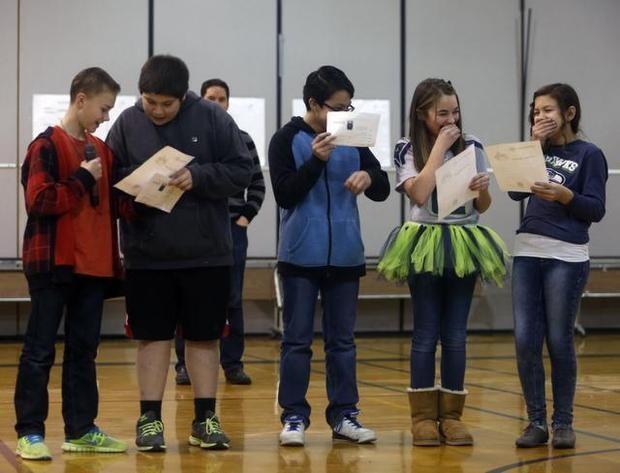 students read shakespeare