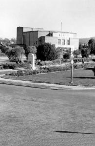 The cinema, circa 1941.