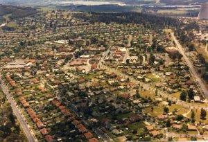 Yallourn township circa 1970's. My first home.