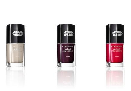 Star Wars Nails -- Speed of Light, Nemesis, Red Revenge