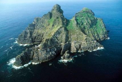 Skellig Michael, Co. Kerry, Ireland Monastic Island