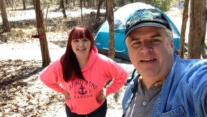Pinery 2015 Mike and Shelby