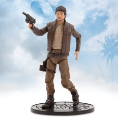 Disney Store Elite Series Captain Cassian Andor Action Figure Price: $26.95 Available Fall 2016