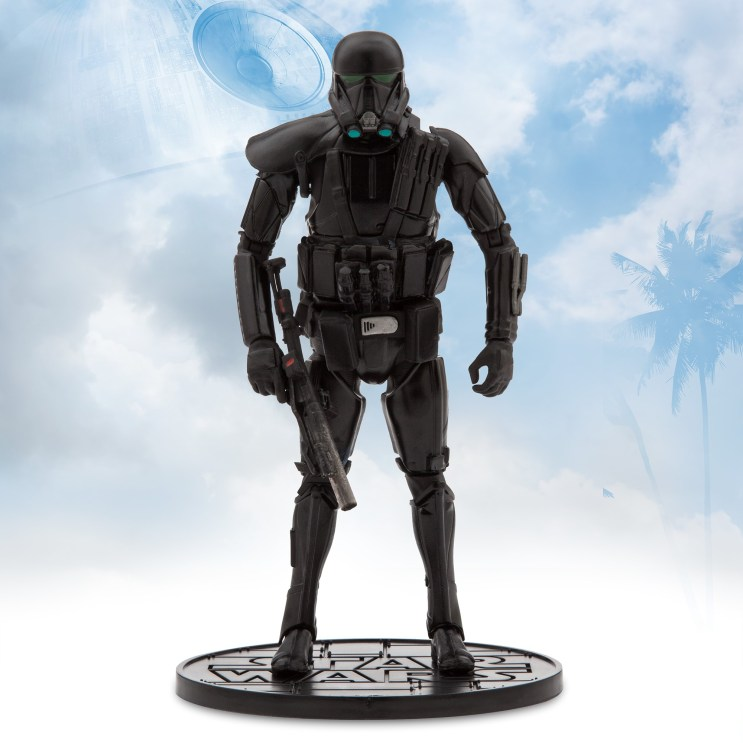 Disney Store Elite Series Death Trooper Price: $26.95 Available Fall 2016
