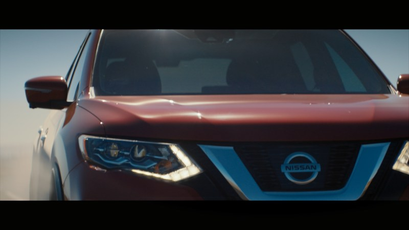 """NASHVILLE, Tenn. (Oct. 27, 2016) – Nissan today unveiled expanded details of its new promotional campaign in support of the upcoming film """"Rogue One: A Star Wars Story."""" The newly revised 2017 Nissan Rogue compact SUV is the centerpiece of the fully integrated campaign that features Star Wars-themed TV ads, social and experiential content. As one of five global brands joining with Lucasfilm to launch promotional campaigns for the first-ever standalone Star Wars story, Nissan also debuted today a numbered, limited-edition, full-sized-replica Death Trooper helmet that comes with purchase of the previously announced 2017 Nissan Rogue: Rogue One Star Wars Limited Edition vehicle."""