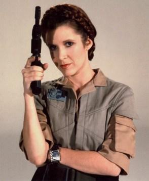 Rebel Leia