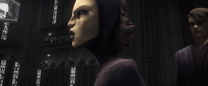 Barriss confesses to the Republic and the Jedi Council