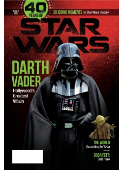 Special Edition Star Wars - 40th Anniversary Magazine - (Darth Vader-Cover)