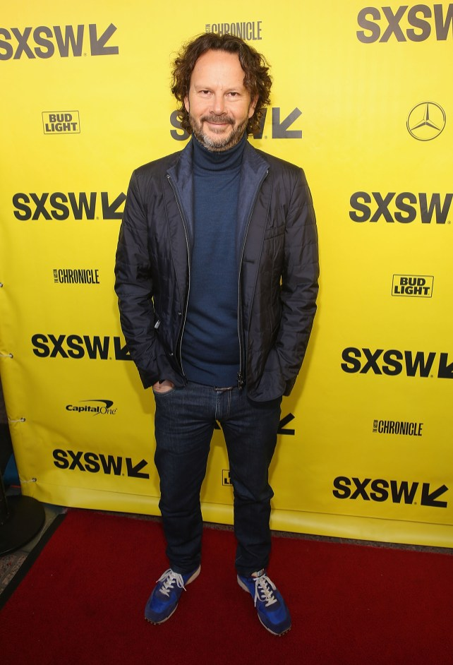 """AUSTIN, TX - MARCH 12: Producer Ram Bergman attends the Star Wars: The Last Jedi """"The Director and The Jedi"""" SXSW Documentary Premiere at Paramount Theatre on March 12, 2018 in Austin, Texas. (Photo by Jesse Grant/Getty Images for Disney) *** Local Caption *** Ram Bergman"""
