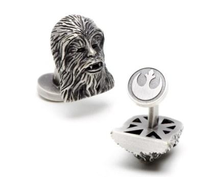 Chewbacca Cufflinks