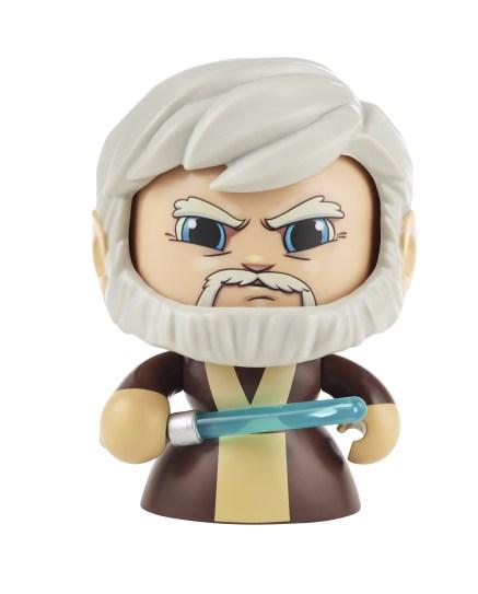 STAR WARS MIGHTY MUGGS Figure - Obi-Wan Kenobi 1 copy