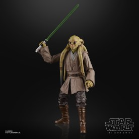 STAR WARS THE BLACK SERIES 6-INCH KIT FISTO Figure (1)