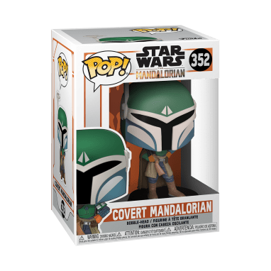 Pop! Covert Mandalorian™