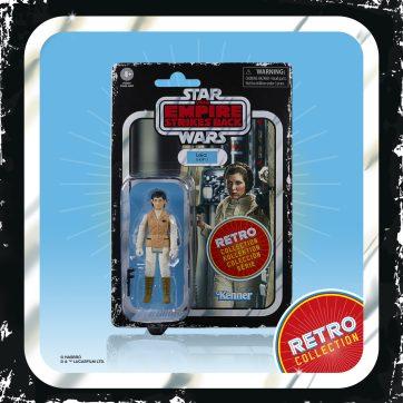 STAR WARS RETRO COLLECTION 3.75-INCH Figure - Princess Leia (1)