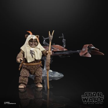Star Wars The Black Series Heroes of Endor Figure Set -oop (1)