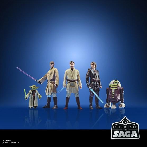 STAR WARS CELEBRATE THE SAGA 3.75-INCH JEDI ORDER Figure 5-Pack - oop (1)