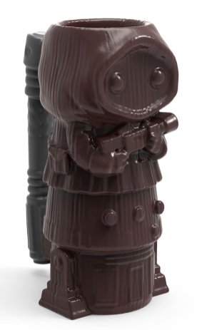 Zak -- Transport yourself to Oga's Cantina or the Droid Depot with a beverage of your choice. Sip from the body of a loyal astromech or a sculpted mug made to look like a petite Jawa standing on the head of a patient R5-unit.