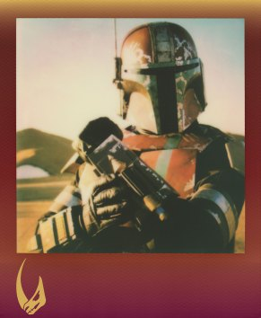 The Mandalorian™ i-Type Color Film MSRP: $17.99 Available: Sept. 21 Link: https://us.polaroid.com/mandalorian?utm_campaign=tcol:pr,man:mando,cha:referral Description: A partner to The Mandalorian™ Polaroid Now camera, the Child-inspired i-Type film features eight color photographs from the limited-edition frame designs. There are 12 frames to collect in total. Each frame displays sepia, purple, or green oil slick iridescent tones that are emblazoned with characters and symbols from the series.