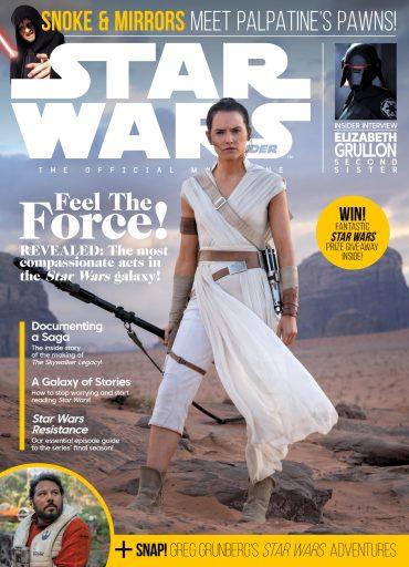 Star Wars Insider #198 Newsstand Cover