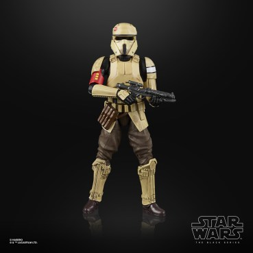 STAR WARS THE BLACK SERIES ARCHIVE 6-INCH SHORETROOPER Figure - oop (3)